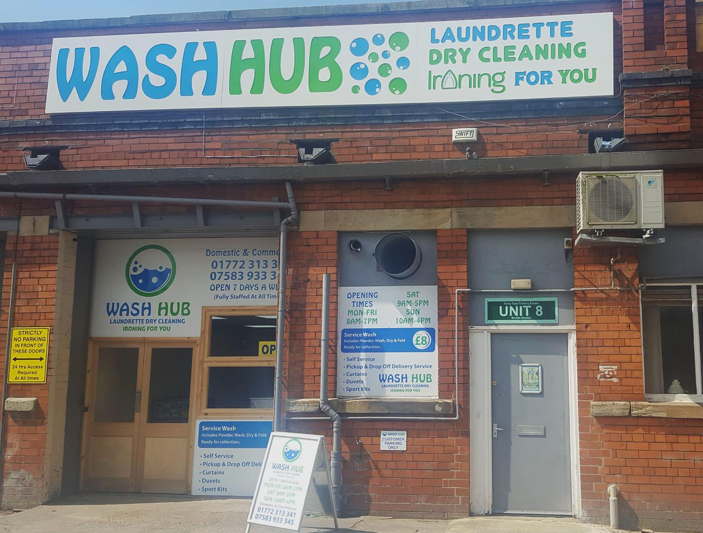 Wash Hub External Image